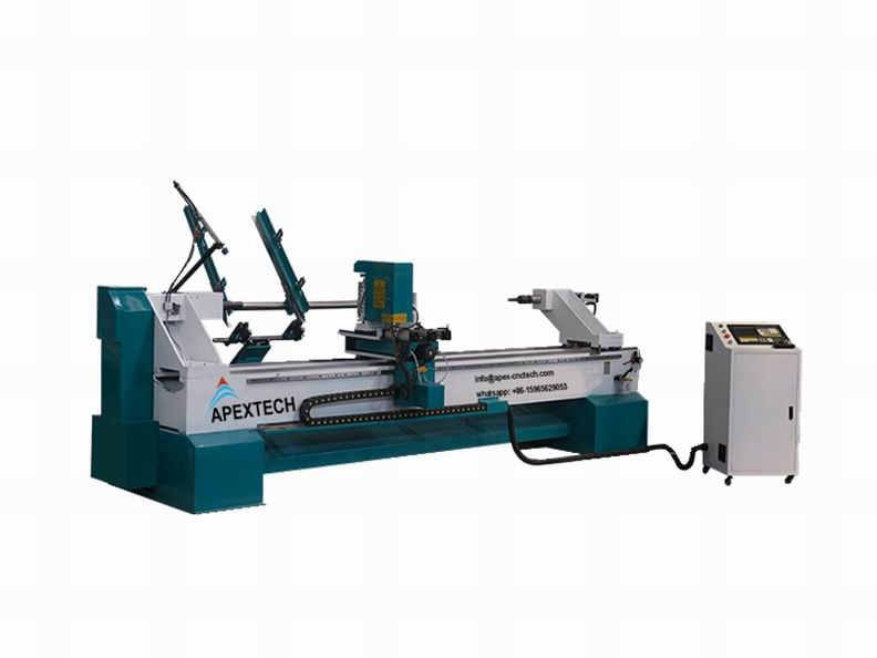 1530-3Axis-Multi-Function-CNC-Wood-Lathe-with-Auto-tool-Changer-System