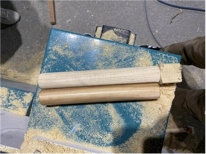 cnc wood lathe machinery for music instruments wood balusters